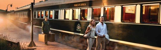 Rovos Rail - Luxury on Rails