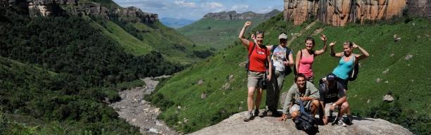 Hiking Safari South Africa