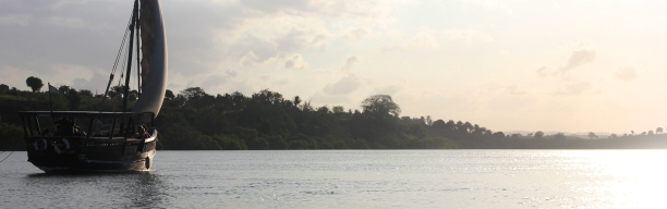 Sunset Dhow Safari